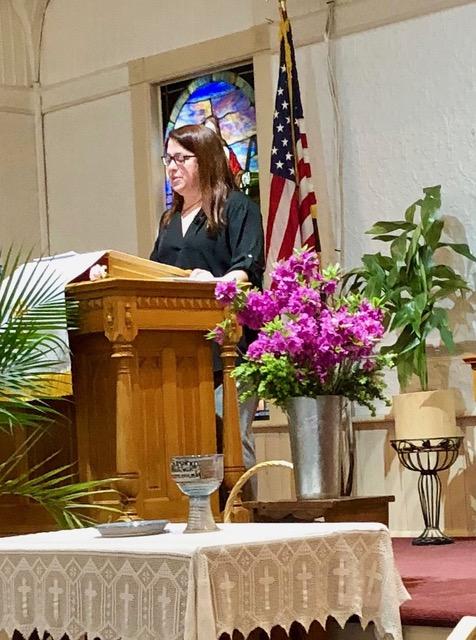 Marissa Preach